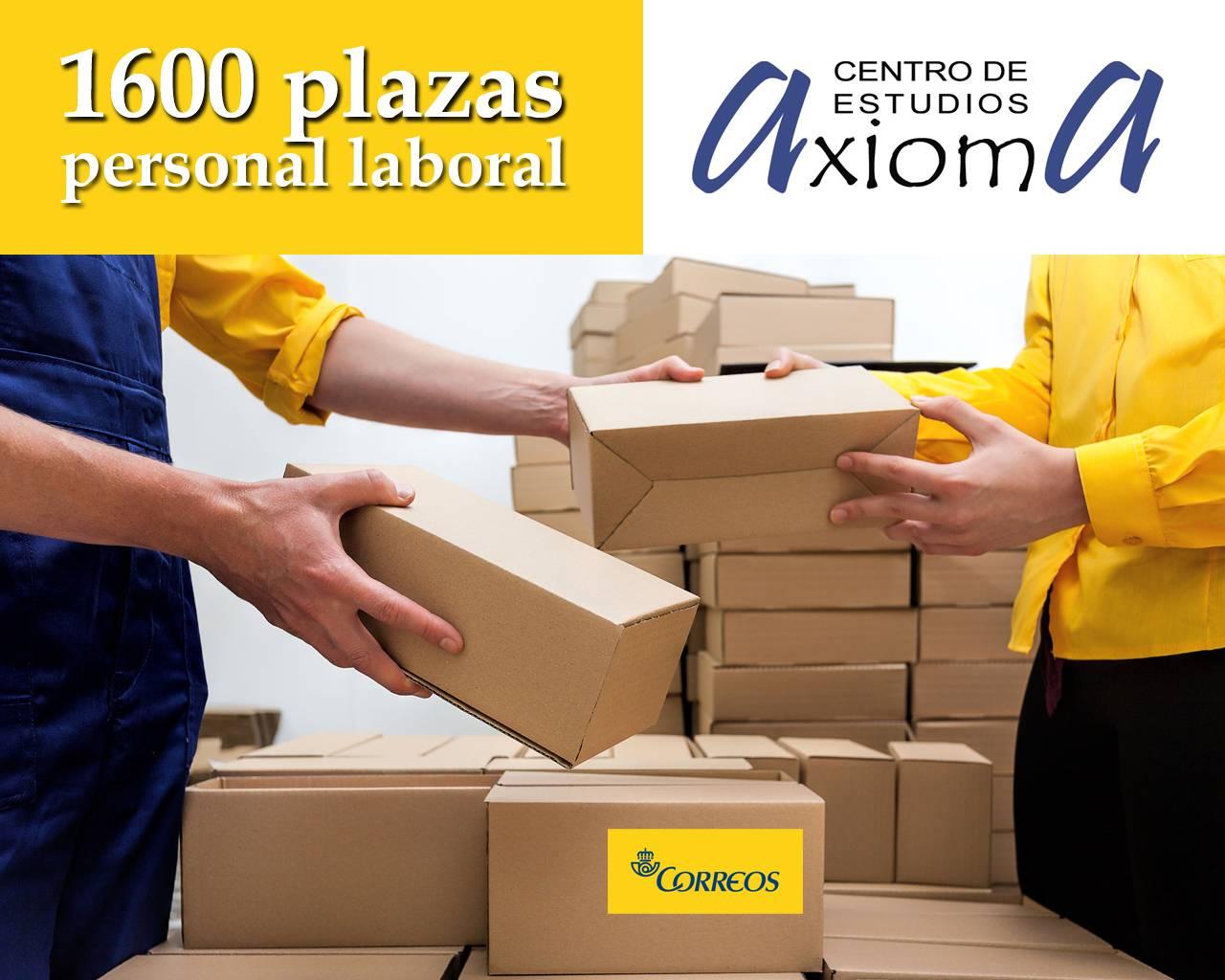 1600 plazas a correos academia en v lez m laga clases for Horario oficina correos malaga